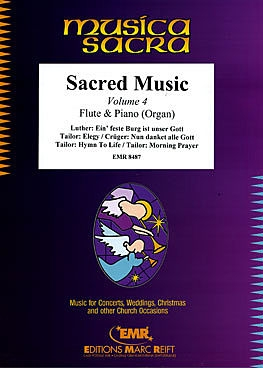Sacred Music: Flute & Piano