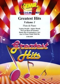 Greatest Hits Vol 1: Flute & Piano (Marc Reift)