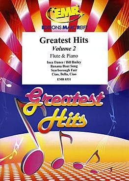 Greatest Hits Vol 2: Flute & Piano