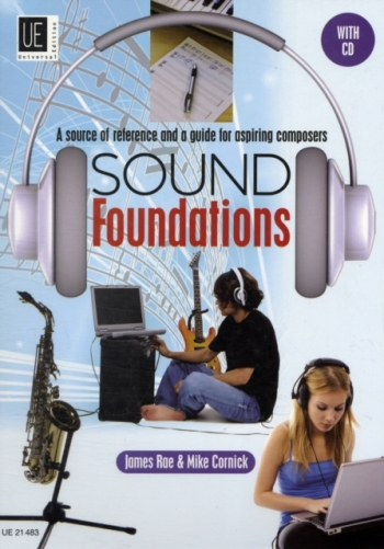 Sound Foundations: Reference Guide For Composers: Book & CD