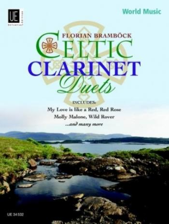 Celtic Clarinet Duets: Clarinet Duet