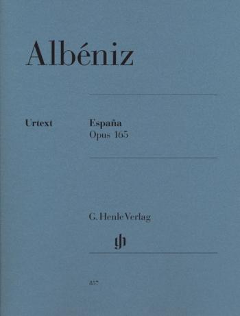 Espana: Op.165: Piano (Henle)