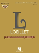 Sonata: G Major: Op1 No 3: Treble Recorder (Classical Playalong) (De Haske)