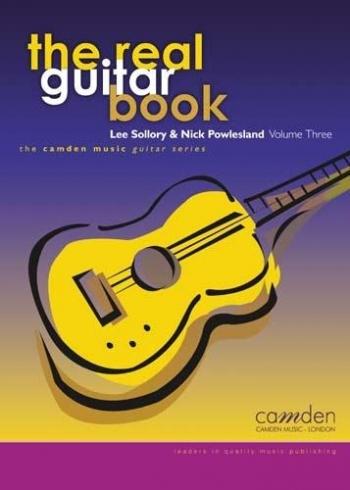 Real Guitar Book: Vol 3 (sollory & Powlesland)