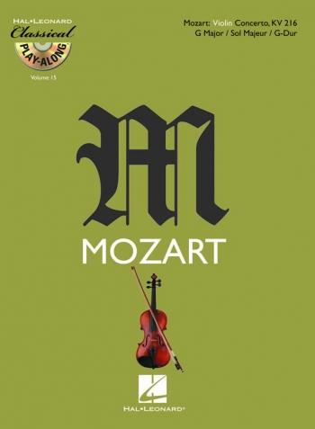 Concerto: G Major: KV216: Violin (Classical Playalong) (De Haske)