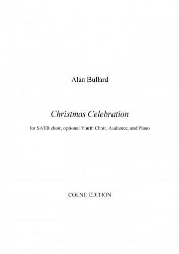 Christmas Celebration: SATB & Piano