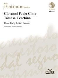 Sonata: Op 2: No 5: Violin & Basso Continuo (platinum Series) (Fentone)