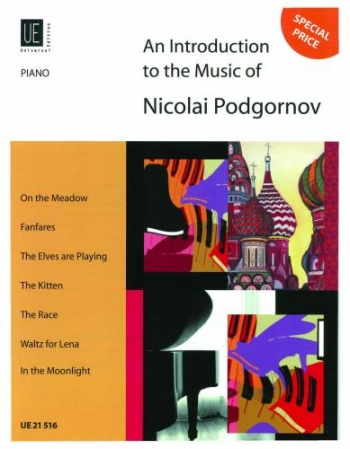 An Introduction To The Music Of Podgornov: Piano