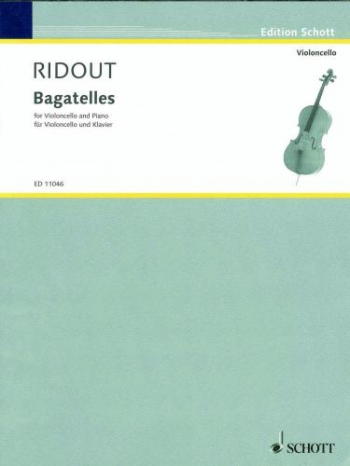 Bagatelles: Cello: Schott Cello Series No. 7: Cello (Schott)