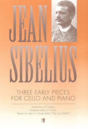 Three Early Pieces:  Cello & Piano (Fentone)