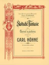 Slavonic Fantasy: & Cornet & Piano