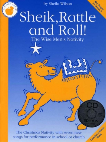 Sheik Rattle & Roll: Vocal: Cantata: Ks2: Teachers Book And CD