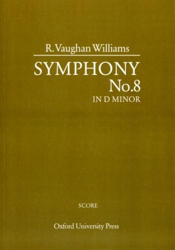 Symphony No. 8:  Study Score
