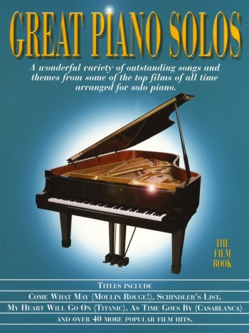 Great Piano Solos: Film: Piano: Album