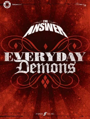 The Answer: EveryDay Demons:  Guitar Tab Edition