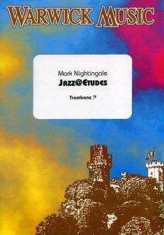 Jazz@etudes: Jazz Etudes: Trombone: Bass Clef  (Nightingale)