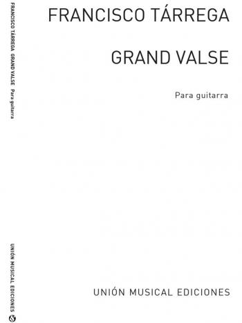 Grand Valse: Guitar
