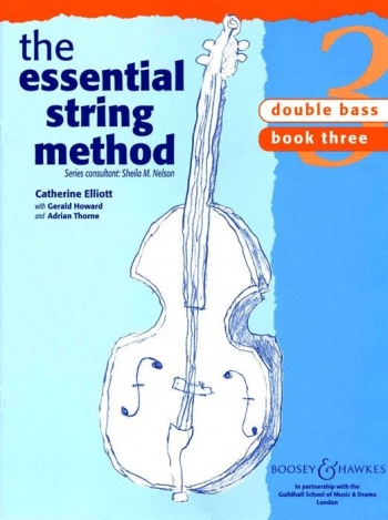 Essential String Method: Book 3: Double Bass