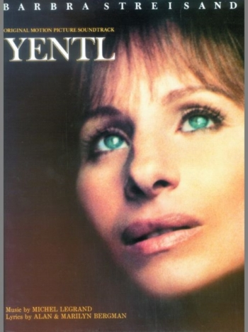 Yentl: Vocal Selections: Piano Vocal Guitar