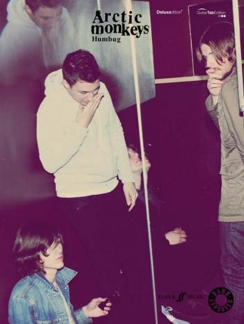 Arctic Monkeys: Humbug: Guitar Tab: Deluxe Edtion