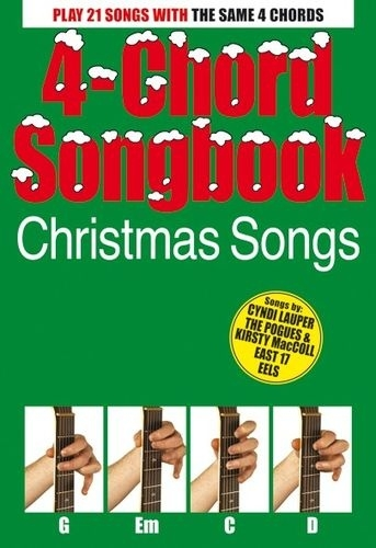 4 Chord Songbook: Christmas Songs