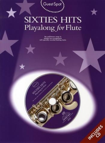 Guest Spot: Sixties Hits: Flute: Book & CD
