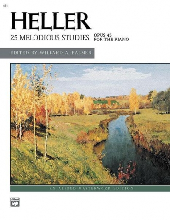 Melodious Studies: Op 45: Piano