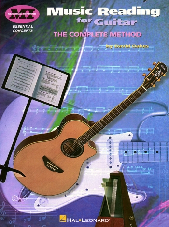 Music Reading For Guitar (David Oakes)