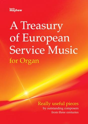 Treasury Of European Service Music: Organ