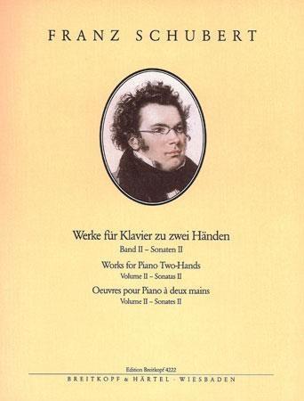Works For Piano: Sonatas Vol.2: Piano  (Breitkopf)