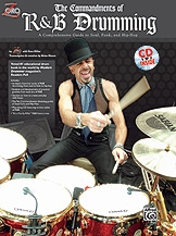 Commandments Of R&B Drumming: Book And CD