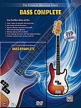 Ultimate Beginner Series Bass Basics: Book & DVD