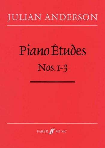 Piano Etudes: 1-3