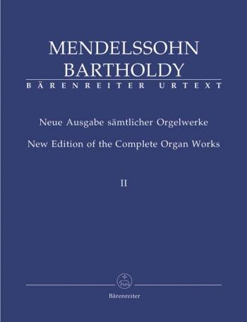 Complete Organ Works: Vol.2  (Barenreiter)