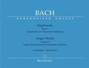 Complete Organ Works Vol.9  (Barenreiter)