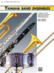 Yamaha Band Ensembles: Book 2: Bb Clarinet and Bass Clarinet