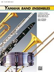 Yamaha Band Ensembles: Book 2: Flute