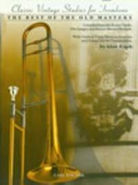 Classic Vintage Studies: Trombone: Best Of The Old Masters
