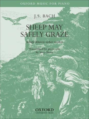 Sheep May Safely Graze: Piano  (Oxford Ed)