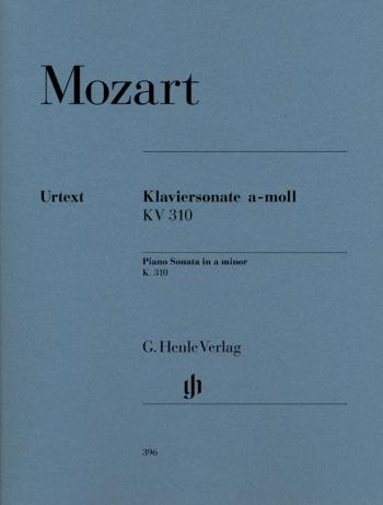 Sonata Kv310: A Mino: Piano  (Henle Ed)