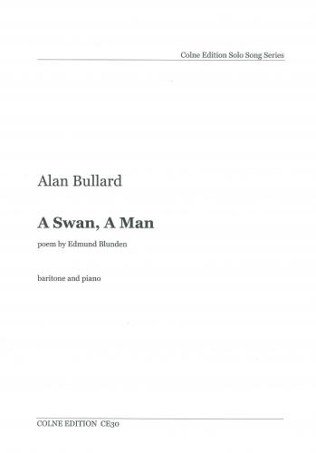 A Swan A Man: Poem By Edmund Blunden