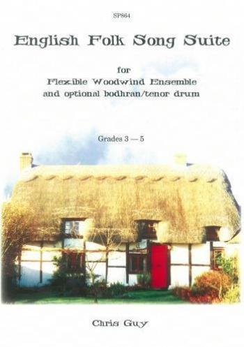 English Folk Song Suite - Flexible Wind Ensemble - Ensemble