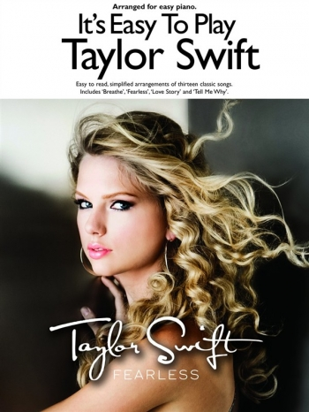 Its Easy To Play Taylor Swift: Easy Piano