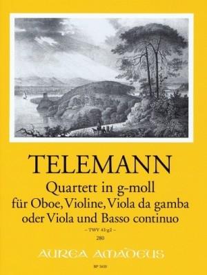 Quartet: G Minor