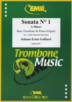 Sonata: No 1: A Minor: Trombone