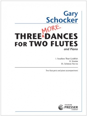 Three More Dances: Flutes