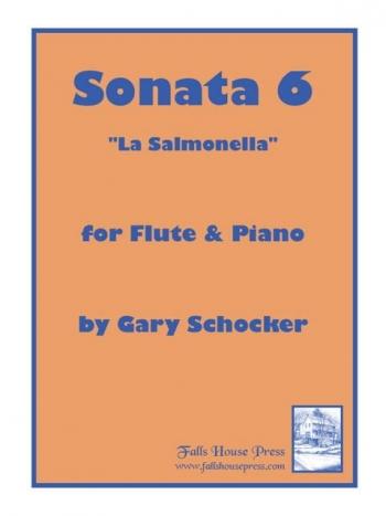 La Salmonella: Flute & Piano (Presser)