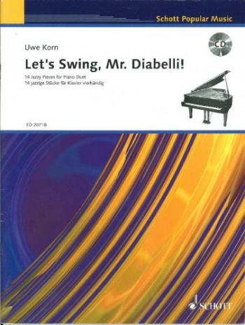 Lets Swing Mr Diabelli: 14 Jazzy Pieces