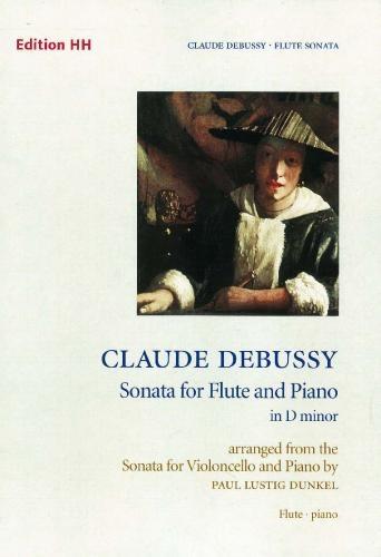 Flute Sonata: D Minor: Flute & Piano (HH Edition)