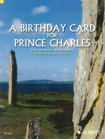 A Birthday Card For Prince Charles